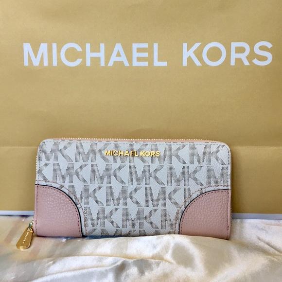 f738b29fe684 Michael Kors Hattie Wallet